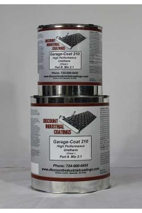 Garage-Coat 210 Two Part High Performance Urethane