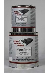 Garage-Coat 260 WB Low Gloss Urethane